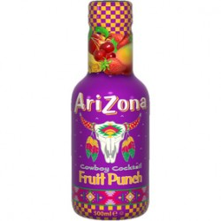 Χυμός fruit panch Arizona 500 ml